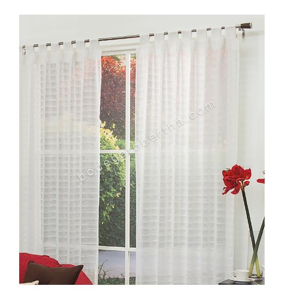 Cortinas De Baño Concord:406 00 juego de cortinas translúcidas incluye juego de 2 cortinas