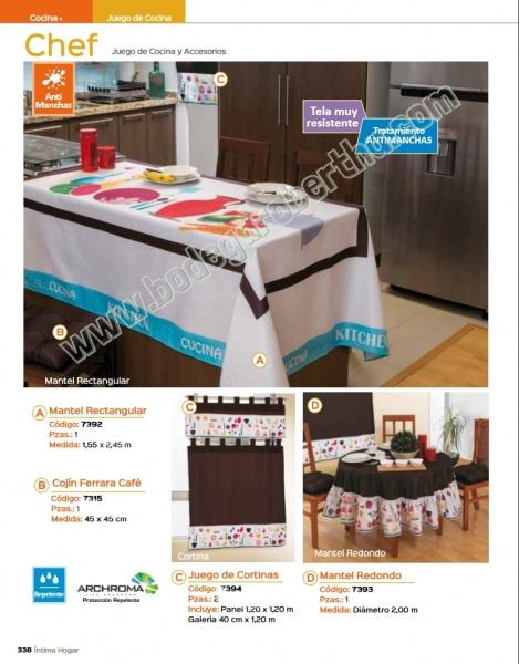 Intima hogar cocina robertha - Cocina hogar chiclana catalogo ...
